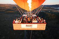 20150714 July 14 Hot Air Balloon Gold Coast