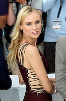 CPE/Jury member Actress Diane Kruger poses at the Feature Film Jury Photocall during the 65th Annual Cannes Film Festival at Palais des Festivals on May 16, 2012 in Cannes, France.  © Crystal/News Pictures/MediaPunch Inc...