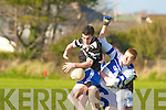 Ardfert's Chris O'Mahony and Castleisland's Mark O'Connor.