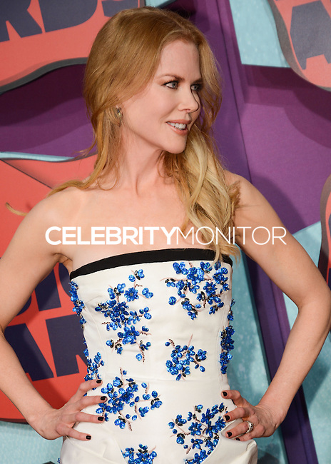 NASHVILLE, TN, USA - JUNE 04: Nicole Kidman at the 2014 CMT Music Awards held at the Bridgestone Arena on June 4, 2014 in Nashville, Tennessee, United States. (Photo by Celebrity Monitor)