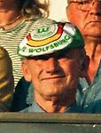 Ferdinand Piech -VW Boss<br /> <br /> VW Chef Dr. Pi&egrave;ch beim VfL Wolfsbueg Aufstiegsspiel<br /> gegen Mainz 05 am 11.06.97 im VfL WOB. Stadion<br /> <br /> Foto &copy; nordphoto / Rust