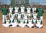 4-3-19, Huron High School junior varsity baseball team