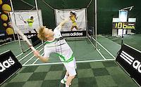 8-2-10, Rotterdam, Tennis, ABNAMROWTT,  Kidsplaza, service