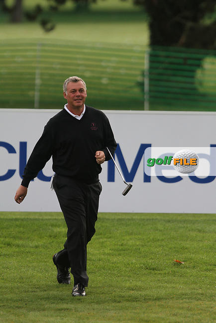 Darren Clarke (NIR) on Day 3 Morning of the Vivendi Seve Trophy at Golf De Saint-Nom-La-Breteche, France...Photo Golffile/Jenny Matthews.(Photo credit should read Jenny Matthews www.golffile.ie)....This Picture has been sent you under the conditions enclosed by:.Newsfile Ltd..The Studio,.Millmount Abbey,.Drogheda,.Co Meath..Ireland..Tel: +353(0)41-9871240.Fax: +353(0)41-9871260.GSM: +353(0)86-2500958.email: pictures@newsfile.ie.www.newsfile.ie.