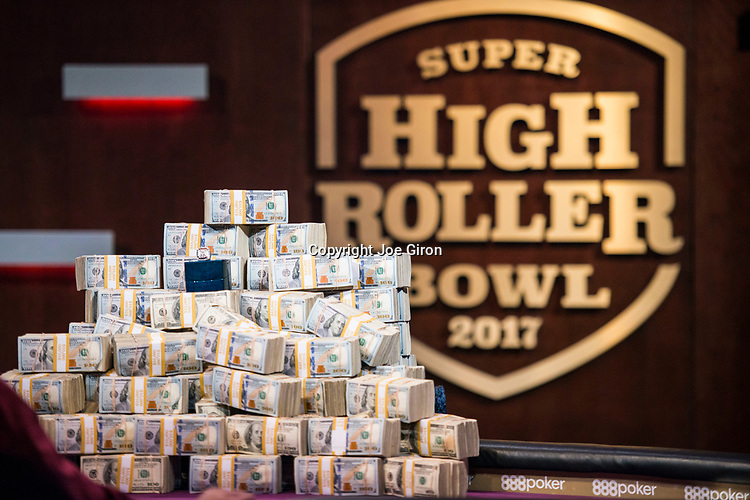 Pile of Cash & Winner's Ring