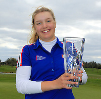 Irish Girl's Open Stroke Play Championship 2016