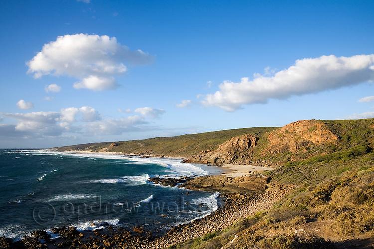 Cape Naturaliste.  Leeuwin-Naturaliste National Park, Western Australia, AUSTRALIA.