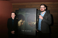 LOS ANGELES - FEB 20:  Ellen Page, David Freyne at &quot;The Cured&quot; LA Screening at Sunset 5 Theater on February 20, 2018 in West Hollywood, CA<br /> <br /> &quot;The Cured&quot; LA Screening at Sunset 5 Theater on February 20, 2018 in West Hollywood, CA