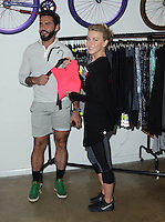 04 April 2016 - West Hollywood, California - Lorenzo Martone, Julianne Hough. Julianne Hough Celebrates West Coast Debut Of Her New Clothing Collection held at Concept 8366 1/2. Photo Credit: Birdie Thompson/AdMedia