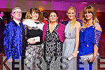 Daniel and Anne Leane, Margaret Brick, Eimear O'Shea and Clodagh Irwin Owens pictured at Hi Style awards, held in the Silver Springs hotel, Cork on Saturday.