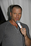 Sean Carrigan sings - Karoake and Bartending at La Tavola Restaurant and Bar where Actors from Y&R, General Hospital and Days donated their time to Southwest Florida 16th Annual SOAPFEST - a celebrity weekend May 22 thru May 25, 2015 benefitting the Arts for Kids and children with special needs and ITC - Island Theatre Co. on May 24, 2015. (Photos by Sue Coflin/Max Photos)