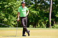 Jonas Blixt (SWE) reacts to missing a putt on 12 during round 2 of the Shell Houston Open, Golf Club of Houston, Houston, Texas, USA. 3/31/2017.<br /> Picture: Golffile | Ken Murray<br /> <br /> <br /> All photo usage must carry mandatory copyright credit (&copy; Golffile | Ken Murray)