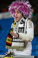 Real Madrid supporter