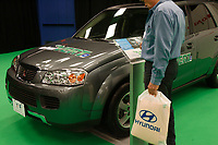 Montreal's AUTO SHOW 2007 feature many hybrid cars such as<br />