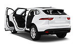 Car images of 2019 Jaguar F-Pace Prestige 5 Door SUV Doors