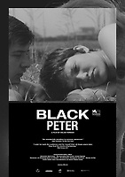 Black Peter (1964) <br /> (Cerny Petr)<br /> POSTER ART<br /> *Filmstill - Editorial Use Only*<br /> CAP/KFS<br /> Image supplied by Capital Pictures