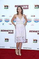 """LOS ANGELES - AUG 13:  Morgan Lindholm at the """"Bennett's War"""" Los Angeles Premiere at the Warner Brothers Studios on August 13, 2019 in Burbank, CA"""