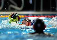 Water polo. 2019 AIMS games at Baywave in Tauranga, New Zealand on Wednesday, 11 September 2019. Photo: Dave Lintott / lintottphoto.co.nz