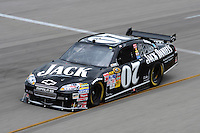 May 1, 2009; Richmond, VA, USA; NASCAR Sprint Cup Series driver Casey Mears during practice for the Russ Friedman 400 at the Richmond International Raceway. Mandatory Credit: Mark J. Rebilas-