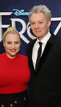 Meghan McCain and Clay Aiken attends the Broadway Opening Night After Party for 'Frozen' at Terminal 5 on March 22, 2018 in New York City.