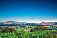 The Campsie Fells from Duncryne, Gartocharn, Loch Lomond and the Trossachs National Park, Argyll & Bute