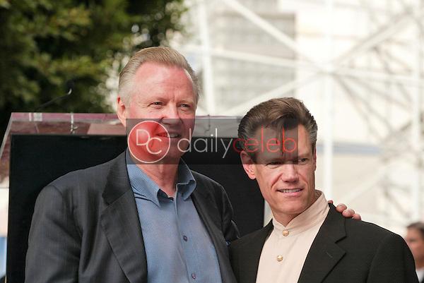 Jon Voight and Randy Travis