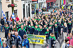 The Féile 2016 parade making its way through Caherciveen on Saturday.