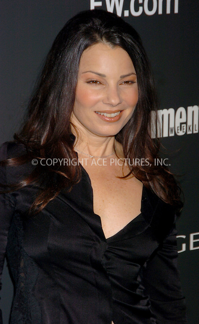 WWW.ACEPIXS.COM . . . . . ....NEW YORK, MARCH 5, 2006....Fran Drescher at the Entertainment Weekly Academy Awards viewing party at Elaine's. ....Please byline: AJ Sokalner - ACEPIXS.COM.... *** ***..Ace Pictures, Inc:  ..Philip Vaughan (212) 243-8787 or (646) 769 0430..e-mail: info@acepixs.com..web: http://www.acepixs.com