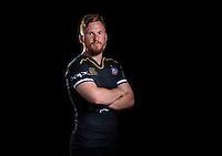 Rory Jennings poses for a portrait at a Bath Rugby photocall. Bath Rugby Media Day on August 24, 2016 at Farleigh House in Bath, England. Photo by: Rogan Thomson / JMP / Onside Images