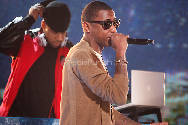 Fabolous performing at BET's Rip the Runway 2011 at The Manhattan Center in New York City. February 26, 2011. © Star Shooter / MediaPunch Inc.