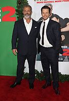 04 November 2017 - Westwood, California - Mel Gibson, Mark Wahlberg. &quot;Daddy's Home 2&quot; Los Angeles Premiere held at Regency Village Theatre. <br /> CAP/ADM/FS<br /> &copy;FS/ADM/Capital Pictures