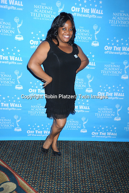Sherri Shepherd      attending The Gifting Suite for the Daytime Emmy Awards on June 18, 2011 at The Las Vegas Hilton in Las Vegas, Nevada. Off The Wall  Productions produced the Gifting Suite.