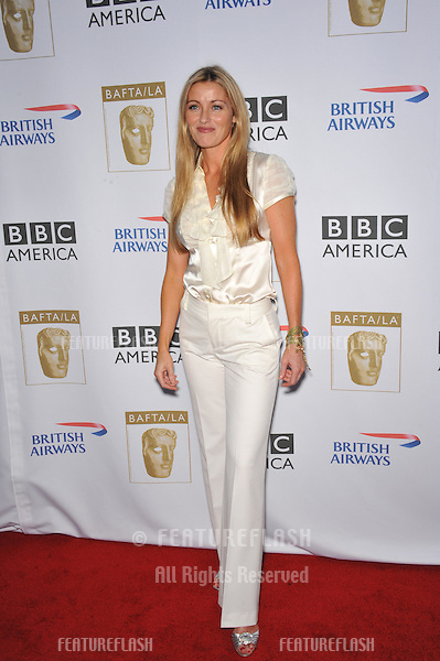 Louise Lombard at BAFTA/LA's sixth annual TV Tea Party to celebrate the Emmys at the Intercontinental Hotel, Century City..September 20, 2008  Los Angeles, CA.Picture: Paul Smith / Featureflash
