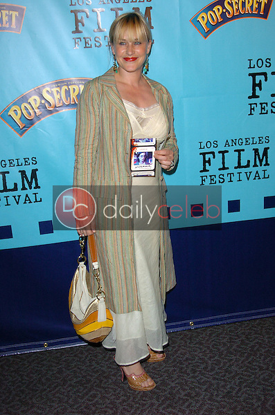 """Patricia Arquette<br /> at the Los Angeles Screening of """"November"""", DGA Theatre, Los Angeles, CA 06-22-05<br /> Chris Wolf/DailyCeleb.com 818-249-4998"""