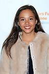 LOS ANGELES - DEC 3: Breanna Yde at The Actors Fund's Looking Ahead Awards at the Taglyan Complex on December 3, 2015 in Los Angeles, California