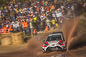 8th June 2017, Alghero, West Coast of Sardinia, Italy; WRC Rally of Sardina;  Lappi