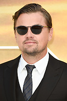"LONDON, UK. July 30, 2019: Leonardo Dicaprio at the UK premiere for ""Once Upon A Time In Hollywood"" in Leicester Square, London.<br /> Picture: Steve Vas/Featureflash"