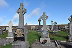 The graves of Nora Herlihy and Dannie Buckley , two survivors of the Titanic dissaster are beside each other in Ballydesmond cemetary in County Kerry photrographed in 2012..Picture by Don MacMonagle