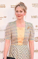 Hattie Morahan at The Old Vic Bicentenary Ball held at The Old Vic, The Cut, Lambeth, London, England, UK on Sunday13 May 2018.<br /> CAP/MV<br /> &copy;Matilda Vee/Capital Pictures
