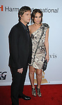 BEVERLY HILLS, CA. - January 30: Rob Thomas and Marisol Thomas arrive at the 52nd Annual GRAMMY Awards - Salute To Icons Honoring Doug Morris held at The Beverly Hilton Hotel on January 30, 2010 in Beverly Hills, California.