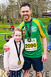 Tom Foley runners at the Kerry's Eye Tralee, Tralee International Marathon and Half Marathon on Saturday.
