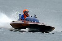 "Jed Wolcott, S-07 ""Blue Chips?, 145 class hydroplane"