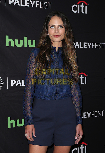 08 September 2016 -  Beverly Hills, California - Jordana Brewster. The Paley Center For Media's PaleyFest 2016 Fall TV Preview: Lethal Weapon - FOX held at The Paley Center for Media.       <br /> CAP/ADM/FS<br /> &copy;FS/ADM/Capital Pictures