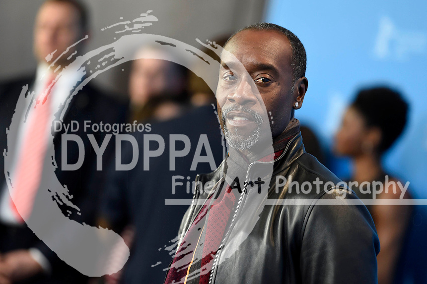 Don Cheadle during the 'Miles Ahead' photocall at the 66th Berlin International Film Festival / Berlinale 2016 on February 18, 2016 in Berlin, Germany.