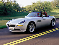 Hand Out Photo - For Editorial Use Only -<br /> <br /> <br /> BMW,Z8,Convertible,Car