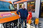 Eamon Casey of Casey Cycles Cahersiveen a second generation to the family business supplying Calor Gas to South Kerry.