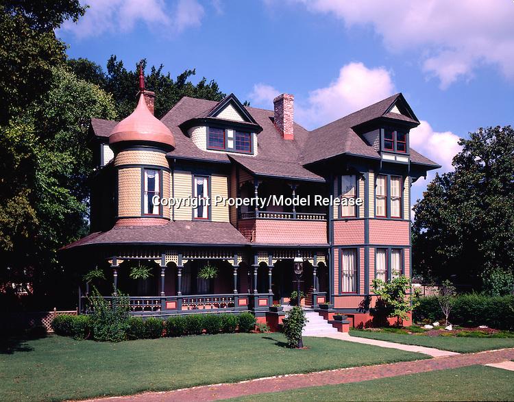 Queen Anne Eclectic Victorian