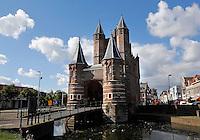 Spaarndammer of Amsterdamse Poort in Haarlem