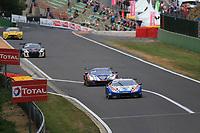 #12 OMBRA RACING (ITA) LAMBORGHINI HURACAN GT3 SILVER CUP ALEX FRASSINETTI (ITA) ANDREA RIZZOLI (ITA) ROMAIN MONTI (FRA) KANG LING (CHN)