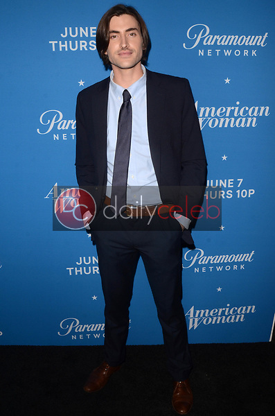 "Sam Morgan<br /> at the ""American Woman"" Premiere Party, Chateau Marmont, Los Angeles, CA 05-31-18<br /> David Edwards/DailyCeleb.com 818-249-4998"